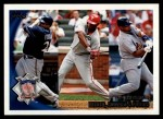 2010 Topps #42   -  Prince Fielder / Ryan Howard / Albert Pujols NL RBI Leaders Front Thumbnail