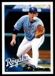 2010 Topps #52  Billy Butler  Front Thumbnail