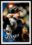 2010 Topps #66  Kyle Phillips  Front Thumbnail