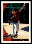2010 Topps #71  Mike Hampton  Front Thumbnail