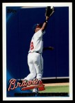2010 Topps #37  Garret Anderson  Front Thumbnail