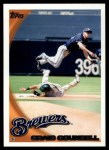 2010 Topps #53  Craig Counsell  Front Thumbnail