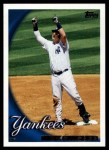 2010 Topps #65  Nick Swisher  Front Thumbnail