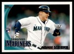 2010 Topps #33  Adam Moore  Front Thumbnail