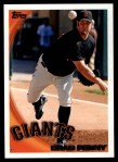 2010 Topps #47  Brad Penny  Front Thumbnail