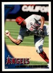 2010 Topps #44  Howie Kendrick  Front Thumbnail