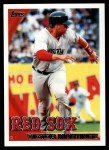 2010 Topps #30  Victor Martinez  Front Thumbnail
