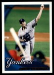 2010 Topps #56  Andy Pettitte  Front Thumbnail