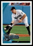 2010 Topps #181  Nick Johnson  Front Thumbnail