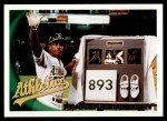 2010 Topps #137   Athletics History Front Thumbnail