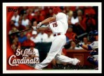 2010 Topps #140  Matt Holliday  Front Thumbnail