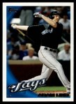 2010 Topps #177  Adam Lind  Front Thumbnail