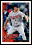 2010 Topps #178  Kerry Wood  Front Thumbnail