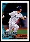 2010 Topps #275   -  Chris Coghlan NL Rookie of the Year Award Winner Front Thumbnail