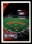 2010 Topps #282   Nationals History Front Thumbnail