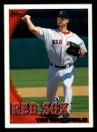 2010 Topps #208  Tim Wakefield  Front Thumbnail