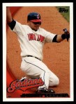 2010 Topps #287  Jhonny Peralta  Front Thumbnail