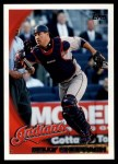 2010 Topps #211  Kelly Shoppach  Front Thumbnail