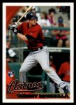 2010 Topps #292  Tommy Manzella  Front Thumbnail