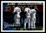 2010 Topps #269   -  Alex Rodriguez / Derek Jeter / Robinson Cano Anthem in the Bronx Front Thumbnail