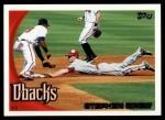 2010 Topps #274  Stephen Drew  Front Thumbnail