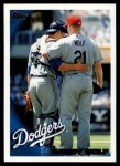 2010 Topps #279  Randy Wolf  Front Thumbnail