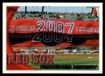 2010 Topps #288   Red Sox History Front Thumbnail