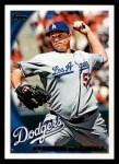 2010 Topps #378  George Sherrill  Front Thumbnail