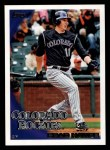 2010 Topps #332  Brad Hawpe  Front Thumbnail