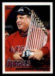 2010 Topps #356   Angels History Front Thumbnail