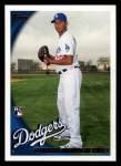 2010 Topps #392  Carlos Monasterios  Front Thumbnail
