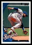 2010 Topps #310  Elvis Andrus  Front Thumbnail