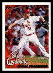 2010 Topps #319  Ryan Franklin  Front Thumbnail