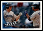 2010 Topps #472   Blue Jays Team Front Thumbnail
