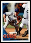 2010 Topps #484  Mike Fontenot  Front Thumbnail
