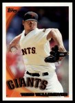 2010 Topps #458  Todd Wellemeyer  Front Thumbnail