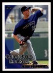 2010 Topps #406  Jeff Francis  Front Thumbnail