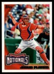 2010 Topps #485  Jesus Flores  Front Thumbnail