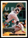 2010 Topps #488  Delwyn Young  Front Thumbnail