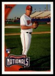 2010 Topps #453  Jesse English  Front Thumbnail