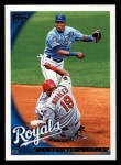 2010 Topps #444  Yuniesky Betancourt  Front Thumbnail