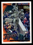 2010 Topps #408   Tigers History Front Thumbnail
