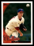 2010 Topps #474  Kyle Kendrick  Front Thumbnail