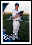 2010 Topps #524  Dusty Hughes  Front Thumbnail