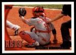 2010 Topps #554  Ramon Hernandez  Front Thumbnail