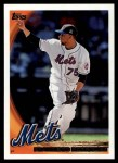 2010 Topps #507  Francisco Rodriguez  Front Thumbnail
