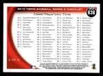 2010 Topps #636   -  Evan Longoria / B.J. Upton Celeb Rays Tion Time Back Thumbnail