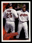 2010 Topps #622   Indians History Front Thumbnail