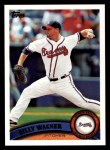 2011 Topps #13  Billy Wagner  Front Thumbnail
