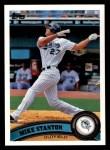 2011 Topps #78  Mike Stanton  Front Thumbnail